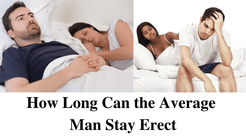 TITLE For How Long can the Average Man Stay Erect