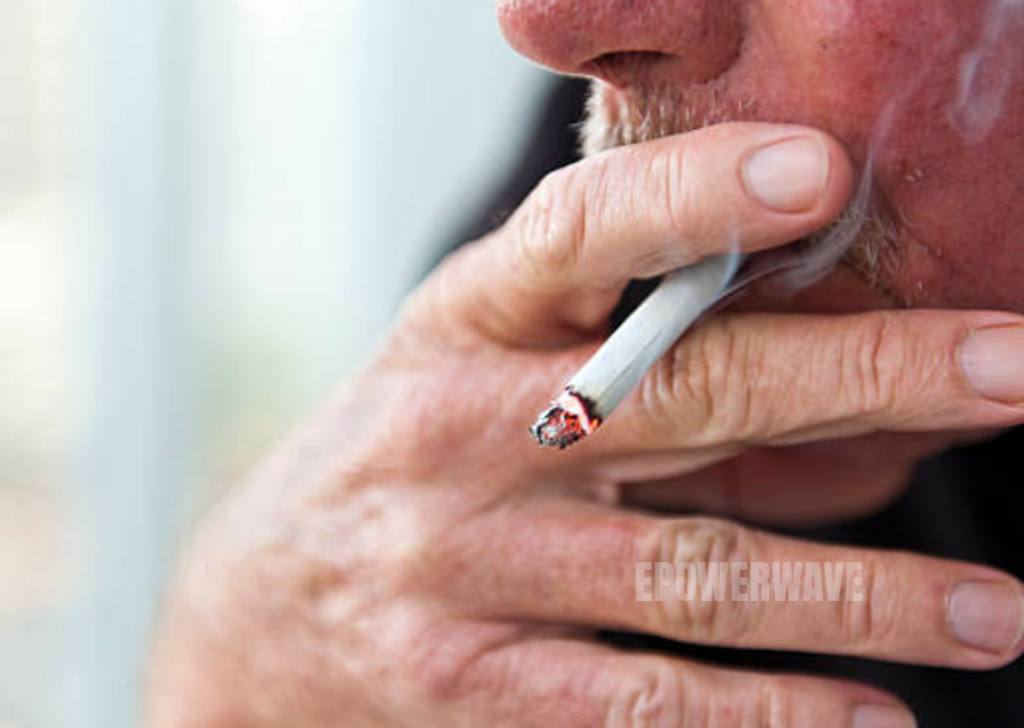 Chain Smoking diseases