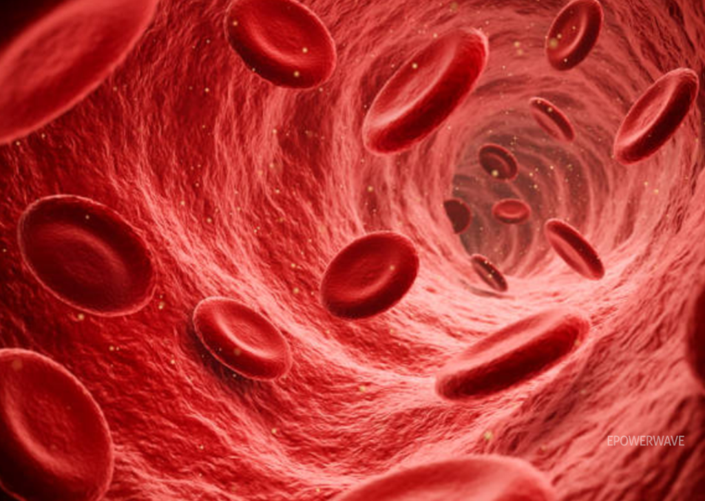Hemoglobin, after the release of oxygen into fats, accumulates carbon dioxide, a detrimental effect on metabolism